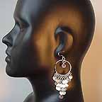 Coin Earings