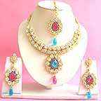 Diamond Bridal Jewelry Set NP-201