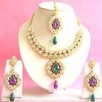 Diamond Bridal Jewelry Set NP-202