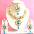 Diamond Bridal Jewelry Set NP-203