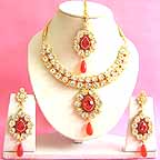 Diamond Bridal Jewelry Set NP-204