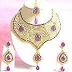 Diamond Bridal Jewelry Set NP-205