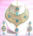 Diamond Bridal Jewelry Set NP-206