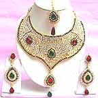 Diamond Bridal Jewelry Set NP-207