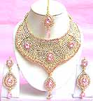 Diamond Bridal Jewelry Set NP-208