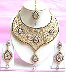 Diamond Bridal Jewelry Set NP-209