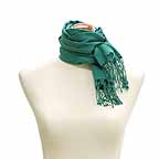 Silky Faux Pashmina Scarf 18 x 60 inches Choice of 34 Colors